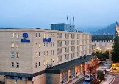 Hilton City Bath