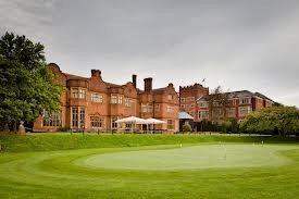 Marriott Hanbury Manor and Country Club