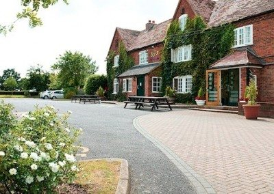 Honiley Court Hotel